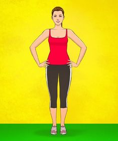Here are six simple exercises to get rid of sagging lower belly in only 3 Weeks. A Step-by-Step Guide of the exercise to help you achieve a flat belly. Tight Stomach, Stomach Muscles, Thigh Muscles, Back Muscles, Intense Cardio Workout, Best Cardio, Sweat It Out, Reduce Belly Fat, Belly Fat Workout