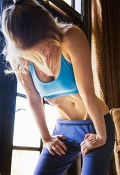 Yoga Stomach Vacuum for relieving constipation