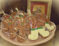 Hansel and Gretel Party Gingerbread cookies by Doren Tayag