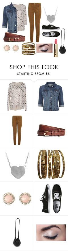 """""""Pretty woman"""" by darlen-anzola ❤ liked on Polyvore featuring MiH Jeans, Kaliko, Polo Ralph Lauren, Brooks Brothers, ADORNIA, Charlotte Russe, Vans and With Love From CA"""