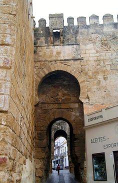 Tras el desembarco del año 711, Carmona fue una de las primeras localidades conquistadas por Táriq, perteneciendo al califato de Córdoba hasta las Guerras de Taifas,  en que anexiona Écija, formando el Reino Taifa de Qarmuna, que sería más tarde conquista por el Reino de Sevilla.