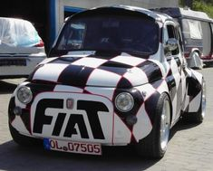 FIAT  50 Esteroide  tuning Fiat Abarth, Wide Body, Fiat 500, Automobile, Cars, Vehicles, Car, Autos, Vehicle