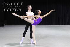 Ballet San Jose School, San Jose, CA  July 9-Aug 3, 2012   Can't wait!