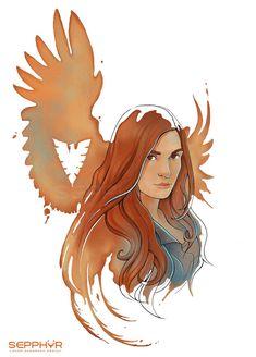 Marvel Girls, Ms Marvel, Captain Marvel, Marvel Comics, Jean Grey Phoenix, Dark Phoenix, Comic Books Art, Comic Art, X Movies