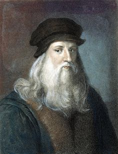 Leonardo Da Vinci | Community Post: The 13 Greatest Scientists (By Beard)
