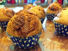 Ook lekker! Stroopwafel muffins