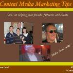 Social Media Marketing Daily Tip #8