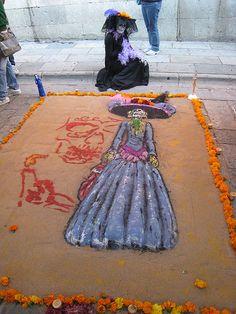 DIA DE LOS MUERTOS ☠~Day of the Dead~Oaxaca, Mexico