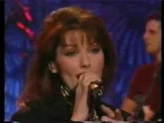 Shania Twain - on Jay Leno show - YouTube