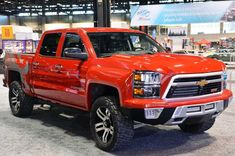 Chevy Reaper front