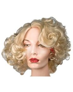 Hunger Hostess Effie Wig by Lacey Costume Price: $28.42