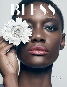 B L E S S magazine - issue 05 - cover story   ph: Andrea Dematte   styling: Jessica Bianchi Spanó   beauty: Marci Freitas