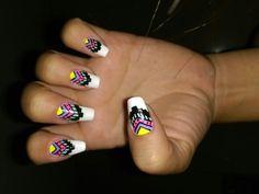 Nail tribal