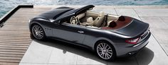 GranCabrio, Discover the exclusive open-top driving experience of the #Maserati #GranCabrio