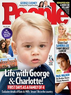 In this week's PEOPLE: Tea Parties & Bedtime Stories: Princess Kate and Prince William's 'Dream' Country Life with George and Charlotte http://www.people.com/people/package/article/0,,20395222_20922679,00.html