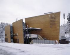 Hiihtomuseo - Ski Museum