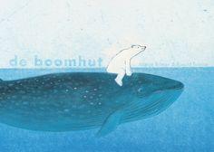 Cover van De Boomhut door Marije en Ronald Tolman
