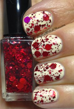Generous Fast And Easy Nail Art Tiny Marc Jacobs Nail Polish Review Round Gel Nail Polish Design Ideas Dmso Nail Fungus Young Nail Art With Toothpick Videos BrightOrly Nail Polish Colors My Nail Polish Obsession: Down The Bayou Lacquer, Glitters From ..