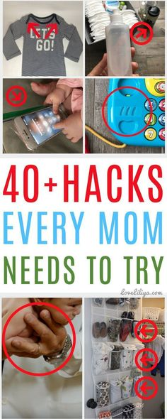 HACKS EVERY MOM NEEDS! - Welcome to our website, We hope you are satisfied with the content we offer. Parenting Humor, Parenting Advice, Kids And Parenting, Tips And Tricks, Babies First Year, First Time Moms, Mom Hacks, Baby Hacks, Baby Tips