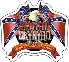 I Love Music, Love Songs, Lynard Skynard, Ronnie Van Zant, Eagle Logo, Rock And Roll Bands, Confederate Flag, Band Logos, Album