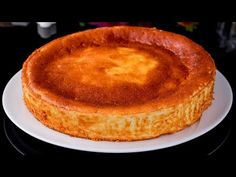 Nu mai pierde timpul cautand, iata desertul ideal pentru orice ocazie, budinca din iaurt | SavurosTV - YouTube No Cook Desserts, Apple Desserts, Romanian Food, Sweet Pie, Cooking Chef, Flan, Cornbread, Mousse, Food And Drink