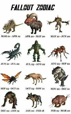Fallout Zodiac