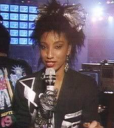 "Downtown Julie Brown on ""Club MTV"""