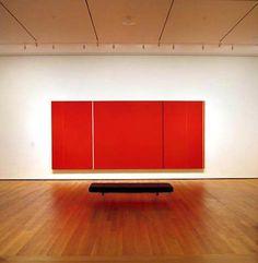 Barnett Newman's Vir Heroicus Sublimis at MoMA Barnett Newman, Hard Edge Painting, Action Painting, Organic Art, Colour Field, Korean Art, Zen Art, Pablo Picasso, Mark Rothko