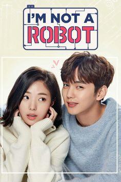 No soy un robot Korean Drama Romance, Korean Drama List, Korean Drama Series, Watch Korean Drama, Watch Drama, O Drama, Drama Film, Drama Movies, Film Watch