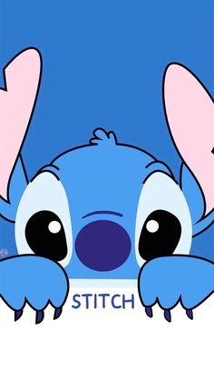 Disney Stitch, Lilo E Stitch, Cute Stitch, Disney Phone Wallpaper, Cartoon Wallpaper Iphone, Cute Wallpaper Backgrounds, Cute Cartoon Wallpapers, Mobile Wallpaper, Iphone Backgrounds