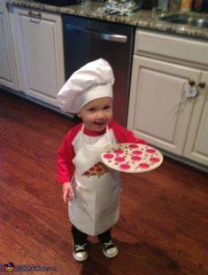 Pizza Chef Baby Costume