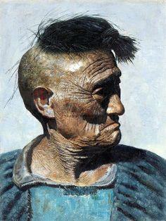 Luo Zhongli (1948- ) - 1988 Yi Man (Christie's Hong Kong, 2012)