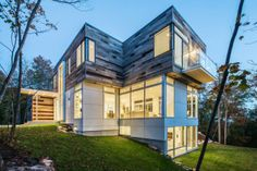 Gatineau Hills by Christopher Simmonds #Architect Inc.