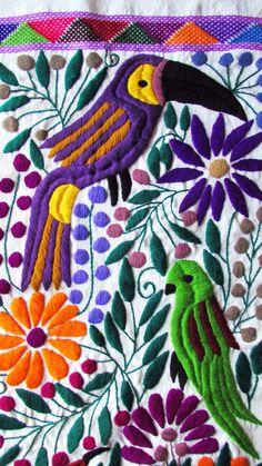 Camino de mesa tejido a mano en telar de por ArteDeMiTierraMX