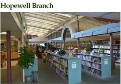 Take a look inside of our Hopewell Branch