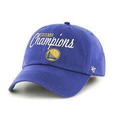 ac84c8f4e38 Golden State Warriors 2015 NBA Finals Champs 47 Brand Franchise Hat Cap (M)  2015