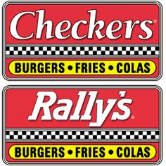 Checkers Rally's - Fully Loaded Fries, Bacon Cheese Champ, Baconzilla