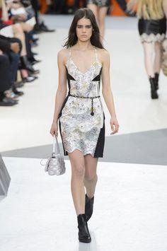 Louis Vuitton at Paris Fall 2015
