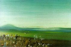 """Erotic Beach"" Salvador Dali, 1950"