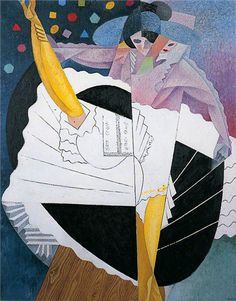 Gino Severini - Danseuse No.5