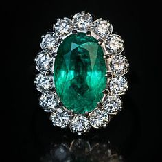 best=Vintage French 3 59 Ct Emerald Diamond Engagement Ring Antique Jewelry Vintage Rings Faberge Eggs , from the ever-popular high-low prom dresses, to fun and flirty short prom dresses and elegant long prom gowns. Diamond Tops, Emerald Diamond, Diamond Jewelry, Diamond Rings, Antique Engagement Rings, Diamond Engagement Rings, Antique Jewelry, Vintage Jewelry, Gold Pendant