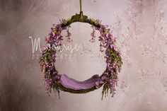 Image of Forest Flora Moss Newborn Hoop w/backdrop Digital High Res Image