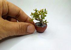 Jade - handmade coldporcelain