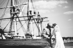 Salem Waterfront Hotel Wedding Photography with Colleen and TJ