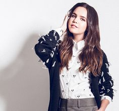 Exclusive: Bailee Madison talks everything NYFW - GirlsLife