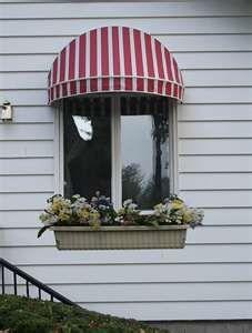 DIY how to build window awnings