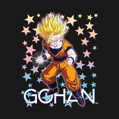 Check out this awesome 'Gohan' design on @TeePublic!