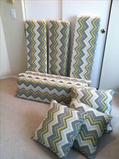 Cover rv cushions