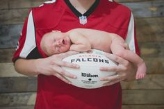 Newborn Falcon Fan!
