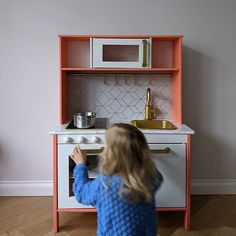 Photo by toby mower on May Image may contain: indoor Kitchen Installation, Ikea Hacks, Repurposed, Indoor, Shelves, Storage, Instagram Posts, Diy, Image